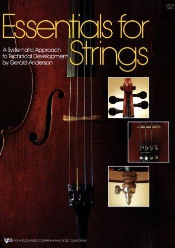 Essentials for Strings Violin
