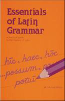 Essentials of Latin Grammar 9780844285405