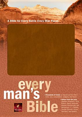 Every Man's Bible-NLT 9780842374842