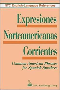 Expresiones Norteamericanas Corrientes 9780844271149