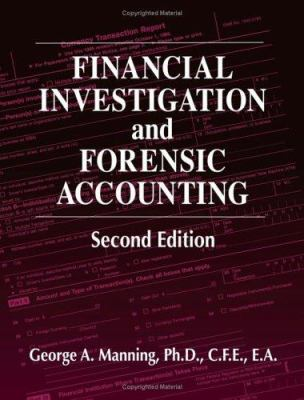 Financial Investigation and Forensic Accounting, Second Edition 9780849322235