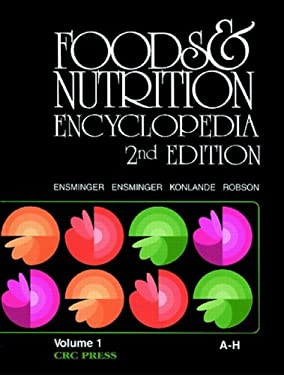 Foods & Nutrition Encyclopedia, 2nd Edition, Volume 1 9780849389818