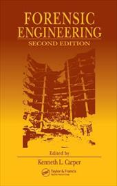 Forensic Engineering, Second Edition 3731361