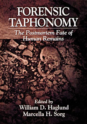 Forensic Taphonomy 9780849394348