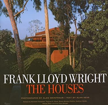 Frank Lloyd Wright: The Houses 9780847827367