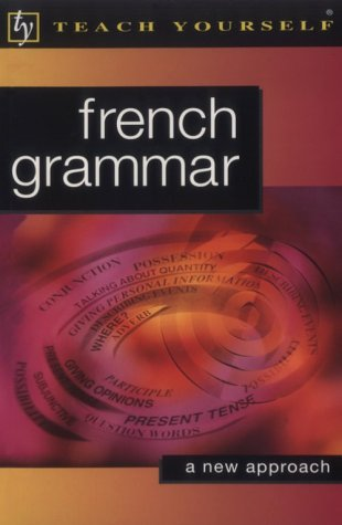 French Grammar 9780844202259