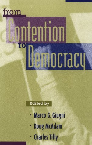 From Contention to Democracy 9780847691067
