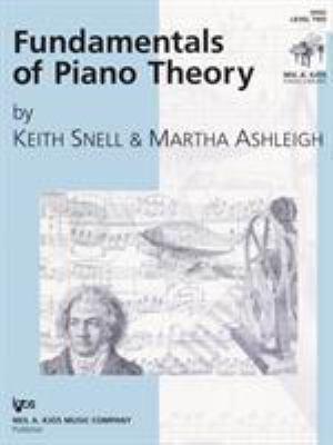 Fundamentals of Piano Theory