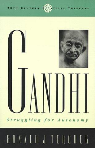 Gandhi: Struggling for Autonomy 9780847692156