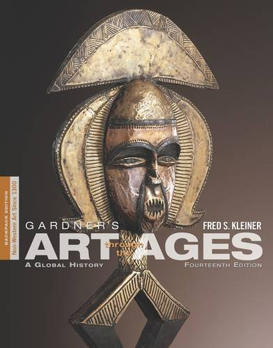 Gardner's Art Through the Ages: Backpack Edition, Book F (with Arts Coursemate with eBook Printed Access Card) 9780840030597