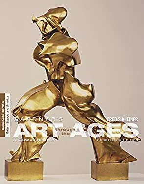 Gardner's Art Through the Ages: Backpack Edition, Book E (Book Only) 9780840030641