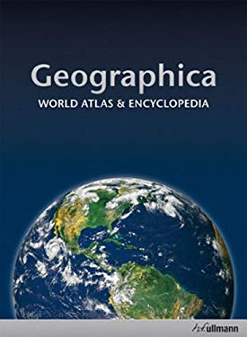 Geographica: World Atlas & Encyclopedia 9780841607880