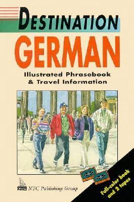 German Illustrated Phrasebook and Travel Information 9780844294247