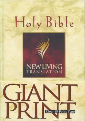 Giant Print Bible-Nlt 9780842333917