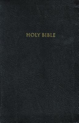 Giant Print Personal Reference Bible-KJV 9780840705754