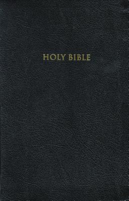 Giant Print Personal Reference Bible-KJV 9780840705754
