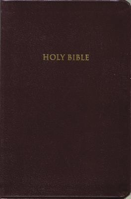 Giant Print Personal Reference Bible-KJV 9780840705778
