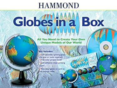 Globes in a Box 9780843718256