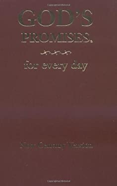 God's Promises for Every Day 9780849962684