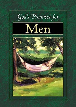 God's Promises for Men 9780849956195