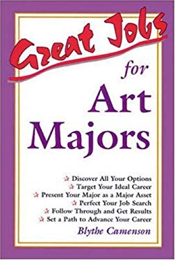 Great Jobs for Art Majors 9780844247472