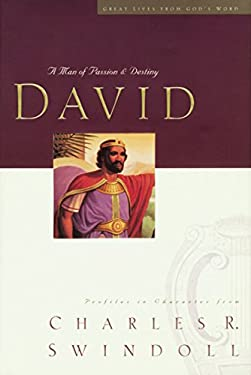 Great Lives Series: David Comfort Print: A Man of Passion and Destiny 9780849942501