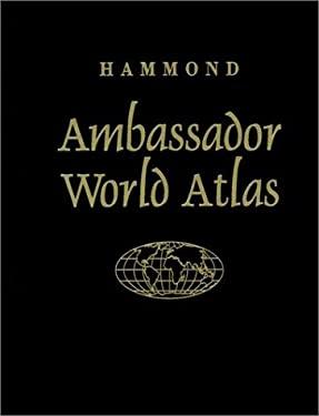Hammond Ambassador World Atlas 2000 9780843713824