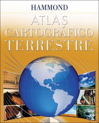Hammond Atlas Cartografico Terrestre 9780843709964