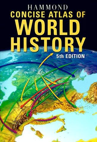Hammond Concise Atlas of World History 9780843711219