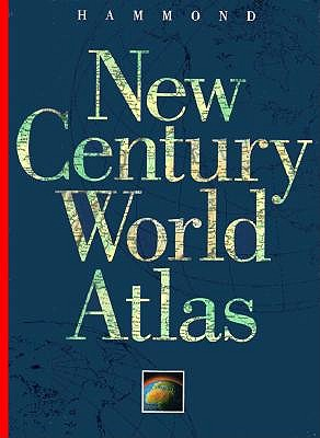 Hammond New Century World Atlas 9780843711967