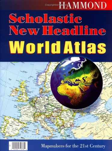 Hammond New Headline World Atlas 9780843713763