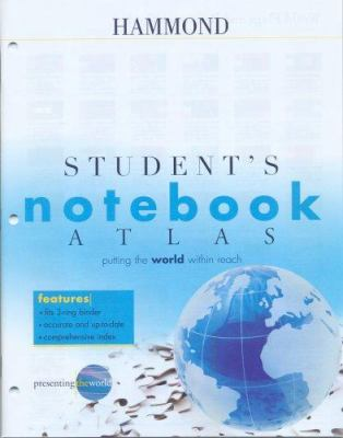 Hammond Student's Notebook Atlas 9780843709490
