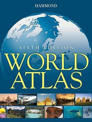 Hammond World Atlas 9780843715606