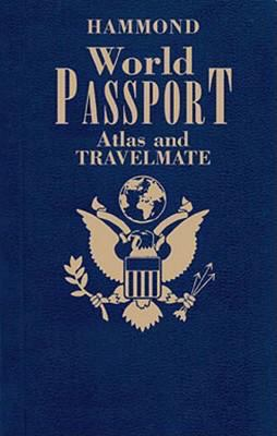 Hammond World Passport Atlas and Travelmate 9780843713503