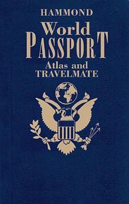 Hammond World Passport Atlas and Travelmate