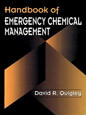 Handbook of Emergency Chemical Management 9780849389085
