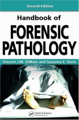 Handbook of Forensic Pathology 9780849392870
