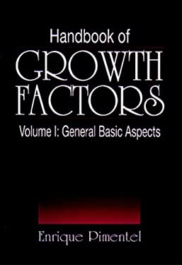 Handbook of Growth Factors, Volume 1 9780849325052