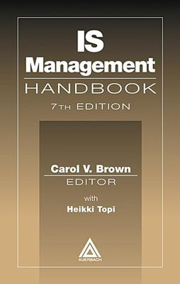 Handbook of Information Systems Management, 1999 Edition 9780849398209
