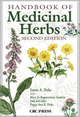 Handbook of Medicinal Herbs 9780849312847