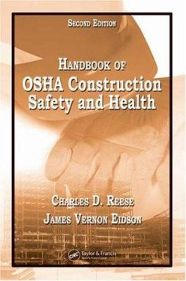 Handbook of OSHA Construction Safety and Health 9780849365461