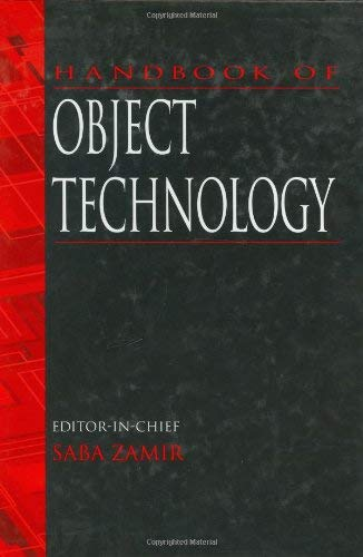 Handbook of Object Technology 9780849331350