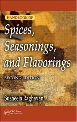 Handbook of Spices, Seasonings, and Flavorings 9780849328428