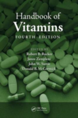 Handbook of Vitamins 9780849340222