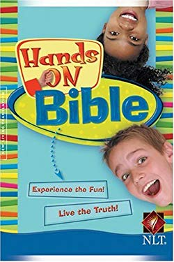Hands on Bible-Nlt-Children's 9780842387590