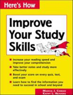 Here's How: Improve Your Study Skills