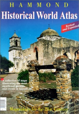 Historical World Atlas, Hammond 9780843713909