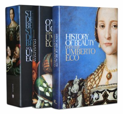 History of Beauty and on Ugliness Boxed Set 9780847831760