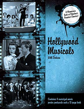 Hollywood Musicals [With Oversized Movie Poster Postcards] 9780843714319