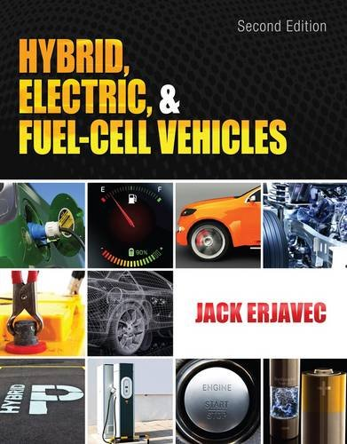 Hybrid, Electric, & Fuel-Cell Vehicles 9780840023957